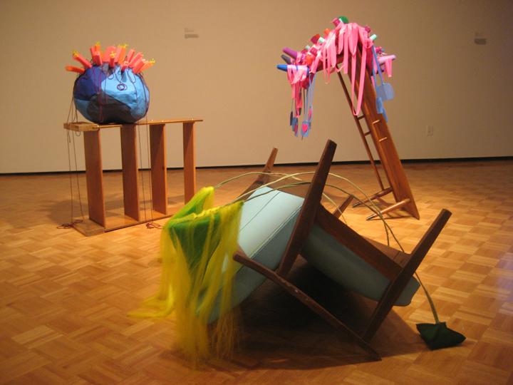 Sculpture And Installation Genevieve Waller